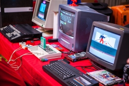 Sinclair at Retro Gathering