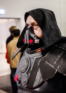 Star Wars Sith Lord Darth Malgus cosplay