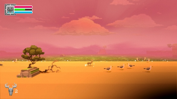 The Deer God Screenshot - Beaches