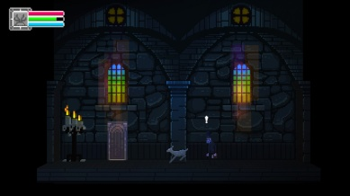The Deer God Screenshot - Church