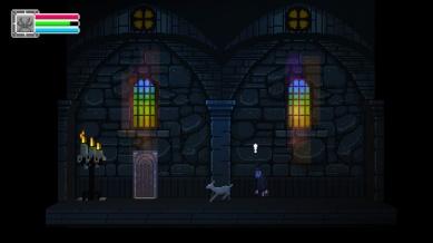 The Deer God Screenshot - Church