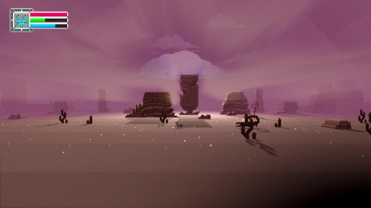 The Deer God Screenshot - Desert Scorpion
