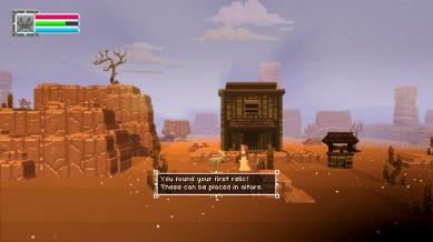 The Deer God Screenshot - Relic