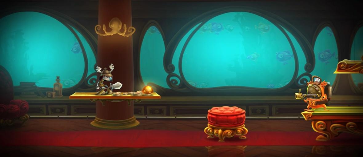 Rayman Legends PS4 Screenshot - Bring it!