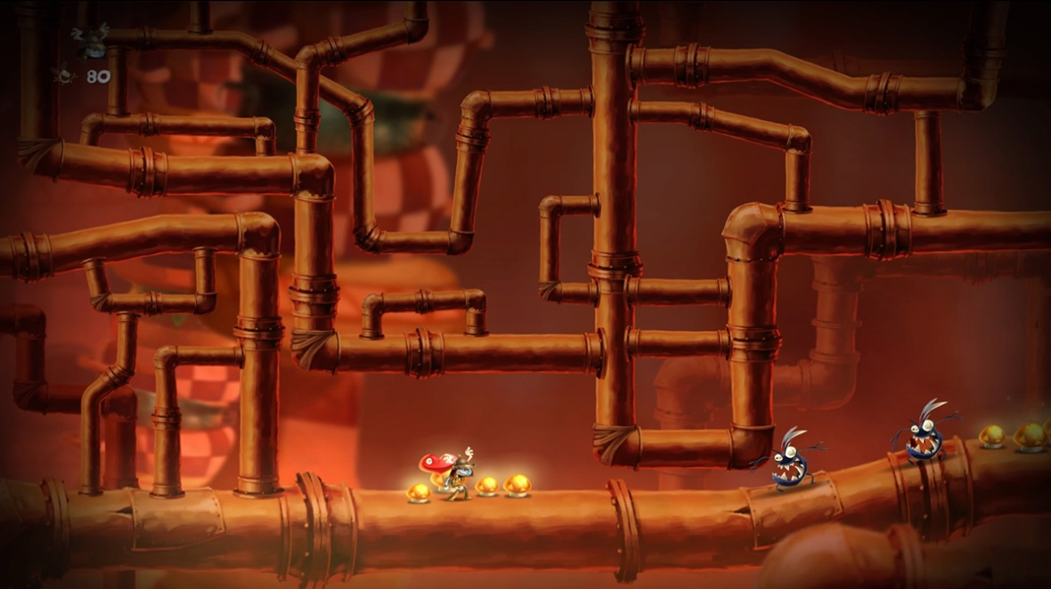 Rayman Legends PS4 Screenshot - Stage