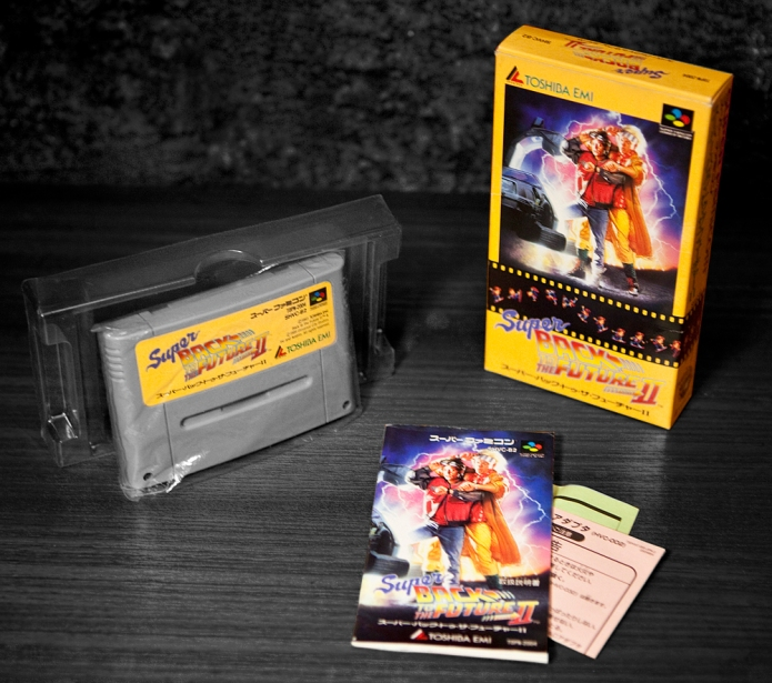 Super Back to the Future Part 2 for Super Famicom
