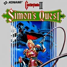 Castlevania Simon's Quest