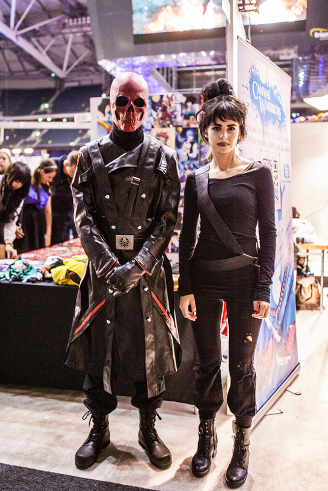 Cosplay at ComicCon Gamex 2015