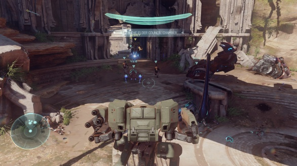 Halo 5 Guardians - Bring it!
