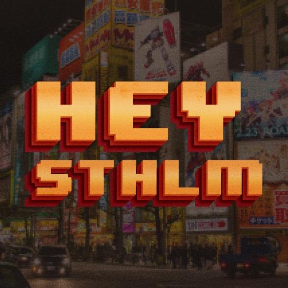 HEY STHLM Arcade