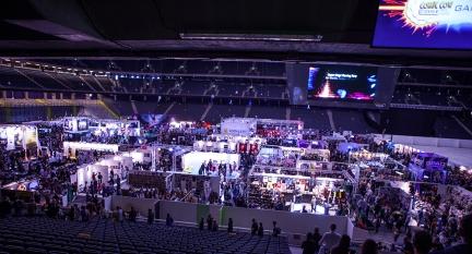 Comic Con GAMEX Stockholm 2015