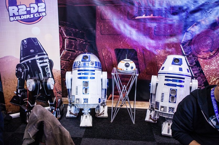 R2-D2 and friends ^_^