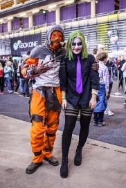 Joker - ComicCon Gamex 2015