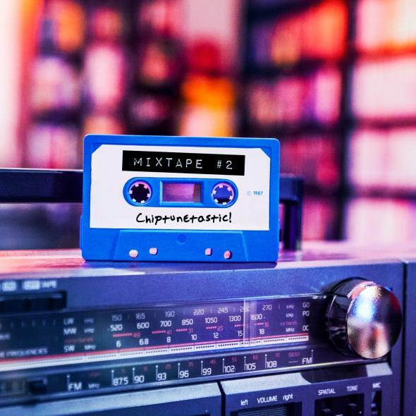 Geeky Gals Mixtape #2 - Chiptunetastic