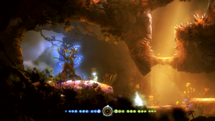 Ori & The Blind Forest - ability tree