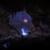 Ori & The Blind Forest - dark forest