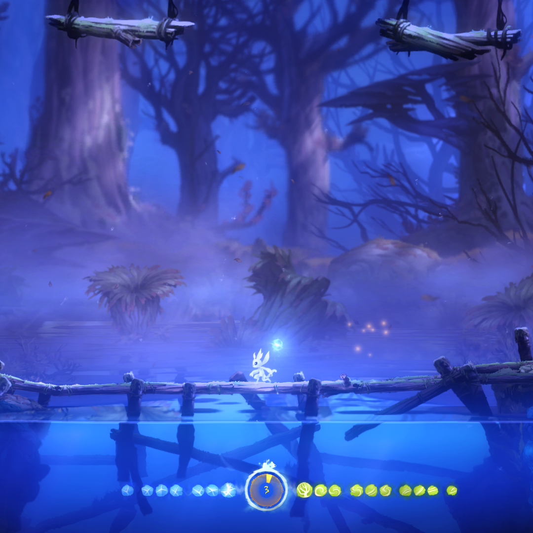 Ori & The Blind Forest - explore