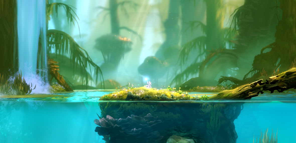 Ori & The Blind Forest - beautiful graphics