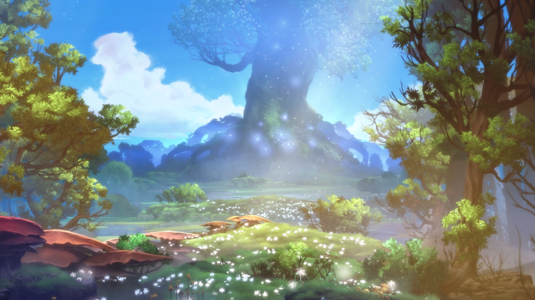 Ori & The Blind Forest - Landscape