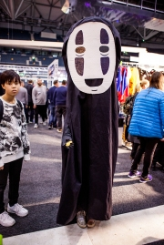 Spirited Away Cosplay - ComicCon Gamex 2015