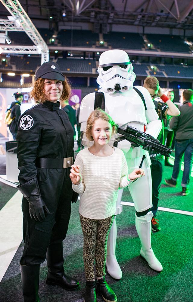 Storm trooper - ComicCon Gamex 2015