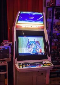Blast City arcade