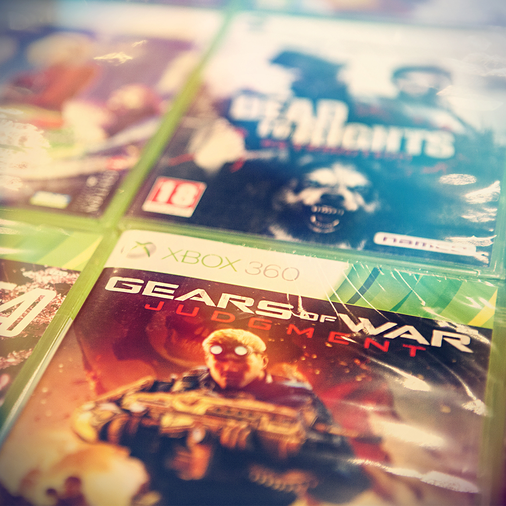 Gears of War Judgement is the last 360 GoW game I've yet to finish