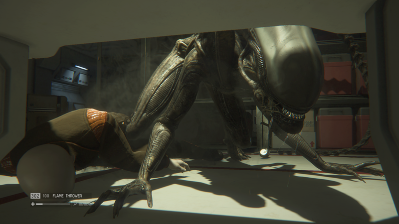 Alien Isolation OMG ahh