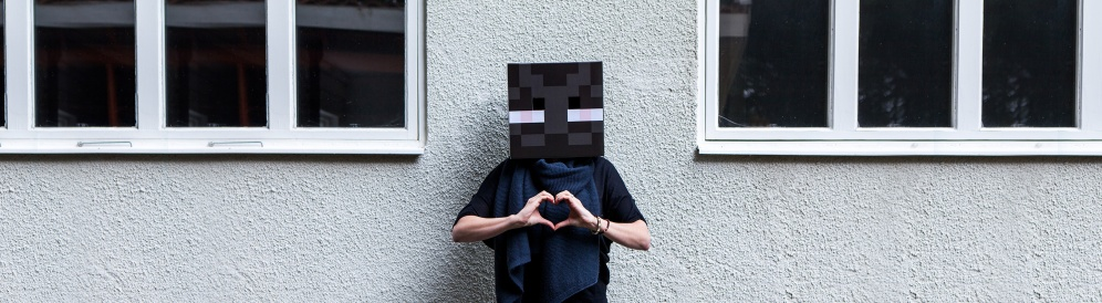 Enderman Hearts You