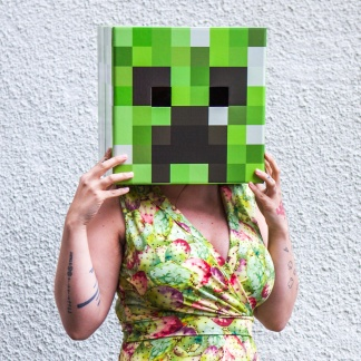 Minecraft Creeper oh my