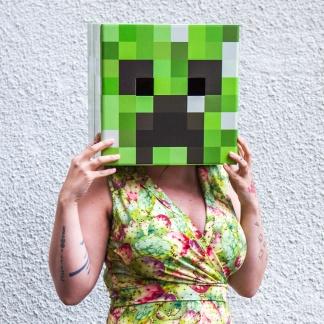 Minecraft Creeper oh my