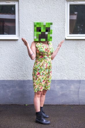 Minecraft Creeper what!