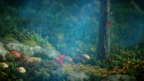Unravel - Forest