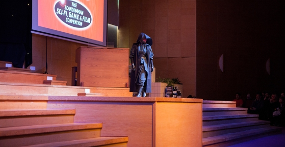 Cosplay competition - Darth Maul