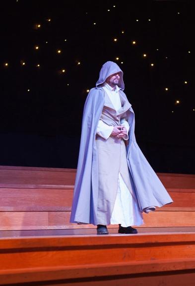 Cosplay competition - Luke Skywalker