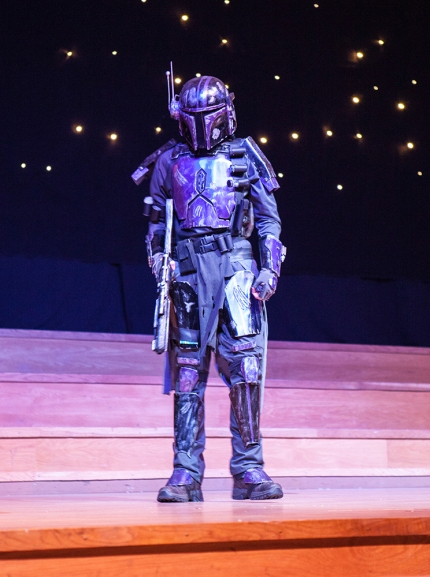 Cosplay competition - Mandalorian cosplay