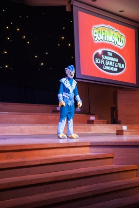Cosplay competition - Skylanders