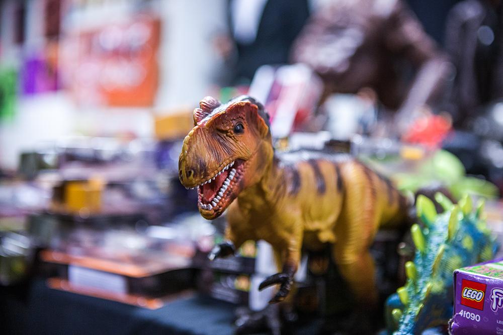 T-rex at Sci-Fi World