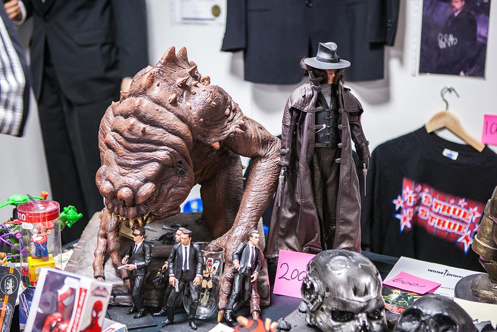 Van Helsing at Sci-Fi World