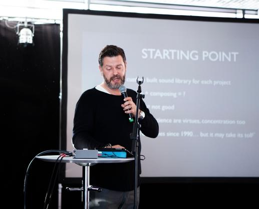 Joystick 8.0 - Lecture by Petri Alanko