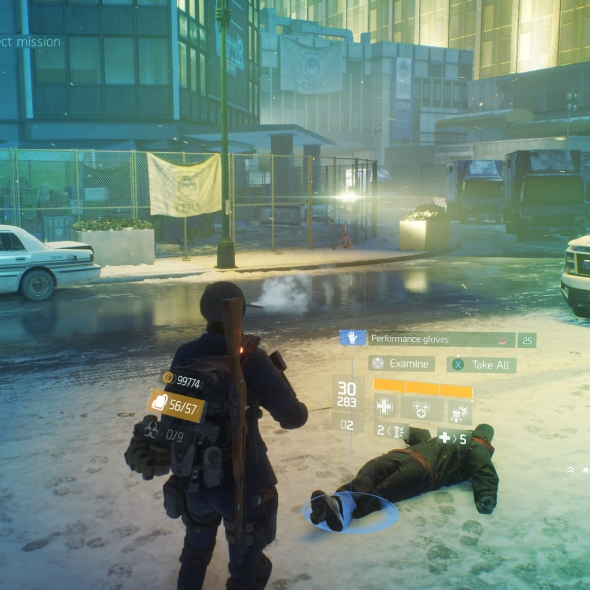 The Division loot
