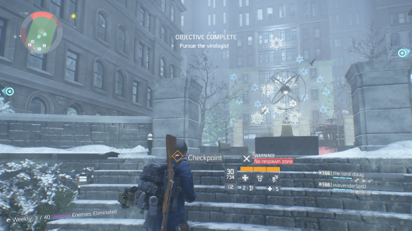 The Division Russian Consulate Objective Complete