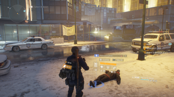The Division scenery 4