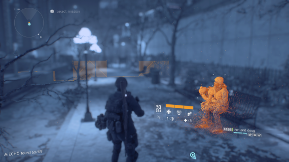 The Division Stories..