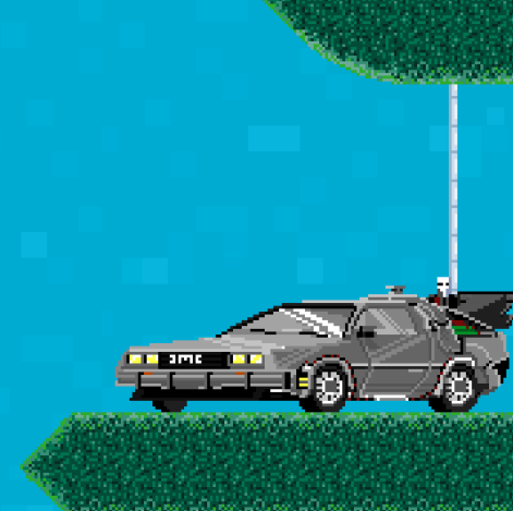 Delorean! - Manyland