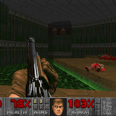 Doom PC game