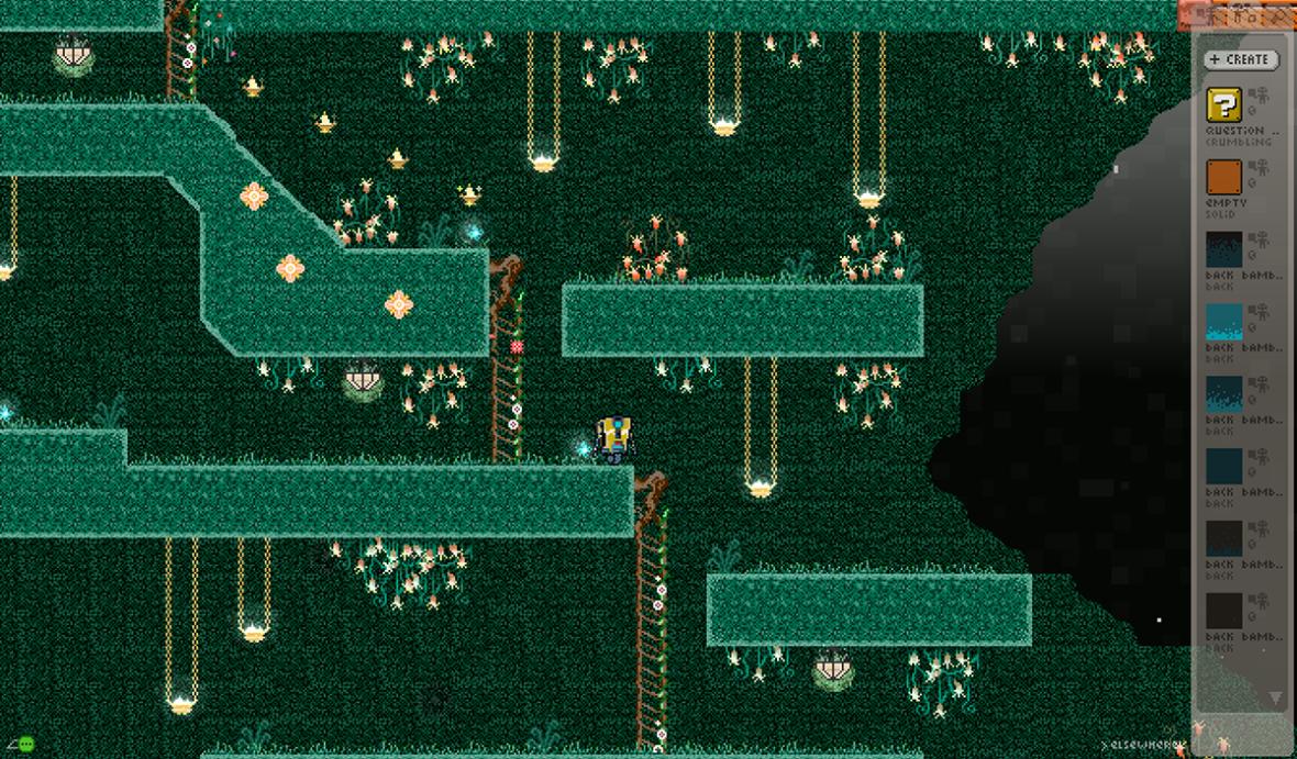 Garden basement - Manyland