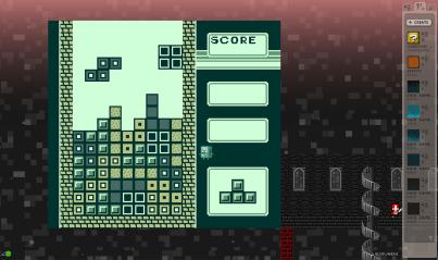 GBA Tetris - Manyland
