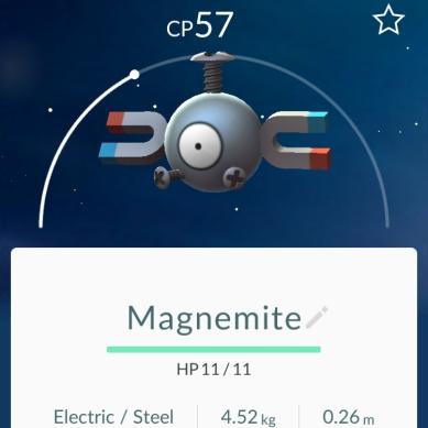 Magnemite - Pokémon Go