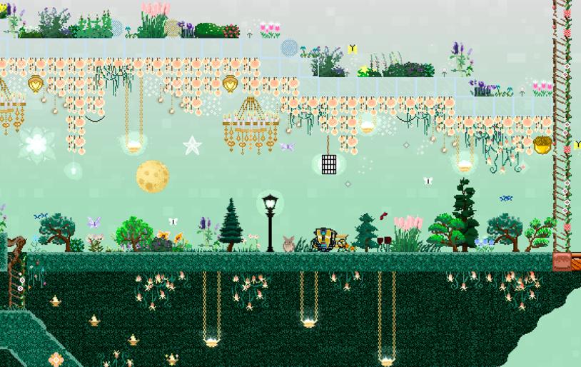 My garden - Manyland